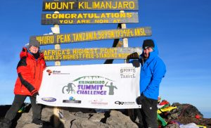 Trailrunning am Kilimanjaro