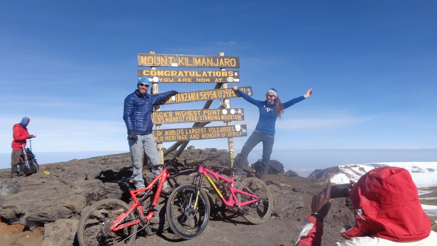 Kilimajaro Mountain Bike Tour